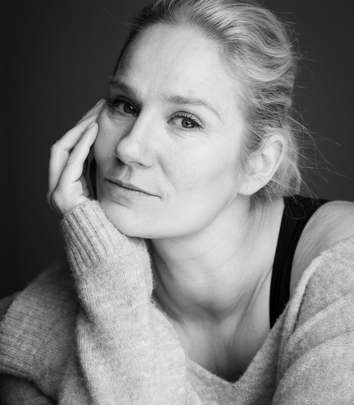 Laura Malmivaaran kasvokuva