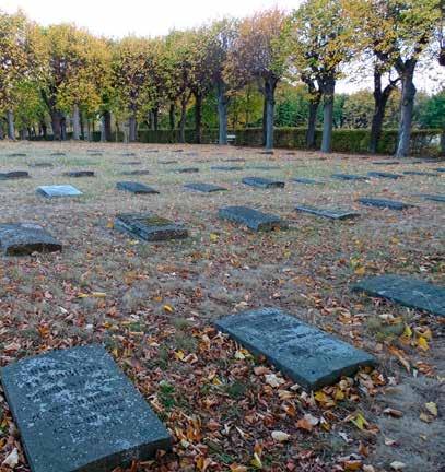 Herrnhutin hautausmaa 2018.